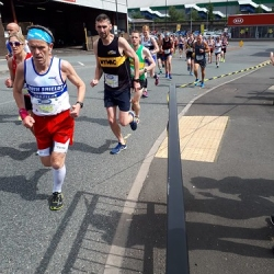 "Blaydon Race 2018 • <a style=""font-size:0.8em;"" href=""http://www.flickr.com/photos/129854792@N08/42740777601/"" target=""_blank"">View on Flickr</a>"